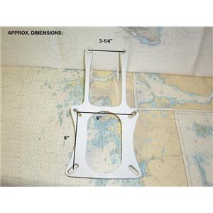 Boaters' Resale Shop of TX 1908 3501.12 EDSON C611 RADAR MAST MOUNT BRACKET ONLY