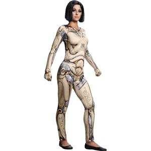 Rubies Womens Battle Angel Alita Doll Body Costume Medium