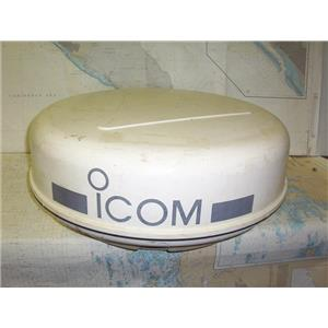 "Boaters' Resale Shop of TX 1304 2700.01 ICOM MR-61 MARINE RADAR 24"" HOUSING ONLY"