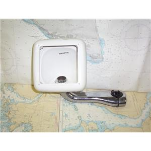 Boaters' Resale Shop of TX 1908 0751.12 NAVPOD RMX4100 DISPLAY HOUSING & BRACKET