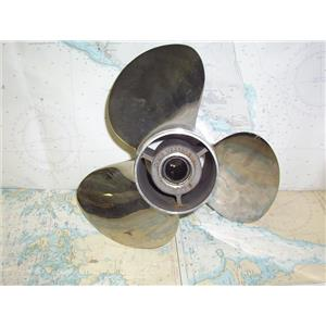 Boaters' Resale Shop of TX 1908 3751.31 SOLAS 3 BLADE 13.5RH15 PROP - 15 SPLINES