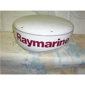 """Boaters' Resale Shop of TX 1908 1141.01 RAYMARINE RD218 RADAR 2KW 18"""" DOME"""