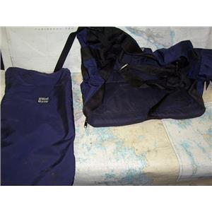 Boaters' Resale Shop of TX 1907 0252.01 WEST MARINE BOSUNS CHAIR WITH BAG