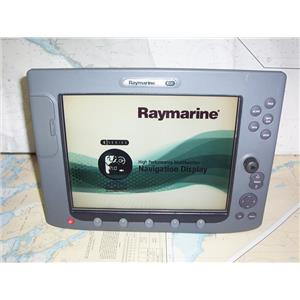 Boaters' Resale Shop of TX 1908 1752.01 RAYMARINE CLASSIC E120 MULTI NAV DISPLAY