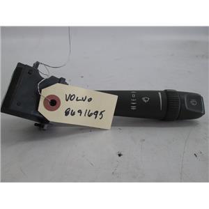 Volvo V70 S60 S80 wiper combination switch 8691695