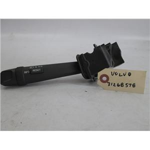 Volvo V70 S60 S80 turn signal combination switch 31268578