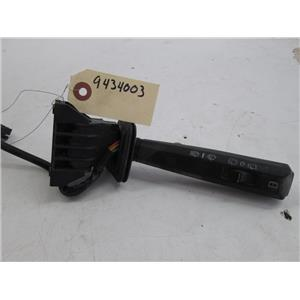 Volvo V70 S60 S80 turn signal combination switch 9434003