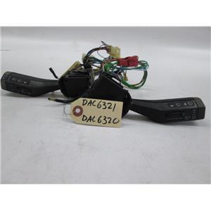 Jaguar XJ6 XJS turn signal combination switch  DAC6321 DAC6320