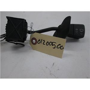 BMW windshield wiper swith 01200500