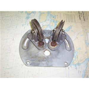 Boaters' Resale Shop of TX 1907 1751.11 YACHT SPECIALTIES UNDER DECK PULLEYS
