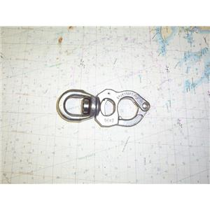 Boaters' Resale Shop of TX 1907 0742.07 SPARCRAFT #10 STAINLESS SNAP SHACKLE