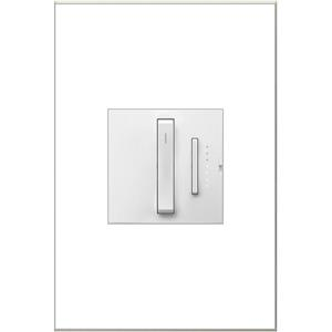 Legrand ADWR700MMTUW2 adorne White 700-Watt Wireless Master Multi-Location Universal Whisper Dimmer