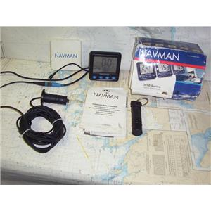 Boaters' Resale Shop of TX 1908 2727.01 NAVMAN MULTI 3100 SPEED DISPLAY SYSTEM