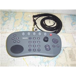 Boaters Resale Shop of TX 1908 2741.02 RAYMARINE E55061 REMOTE KEYBOARD ONLY