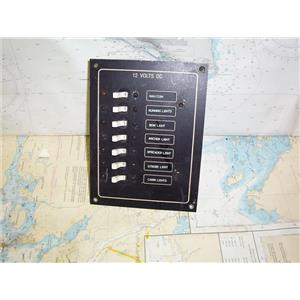 Boaters' Resale Shop of TX 1907 1774.12 M&G 12 VOLT DC PANEL FL-01-0007-1