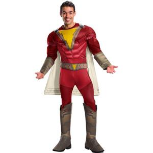 Shazam Deluxe Adult Mens Costume Size X-Large