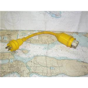 Boaters' Resale Shop of TX 1909 1024.14 MARINCO 117A STRAIGHT PIGTAIL ADAPTER