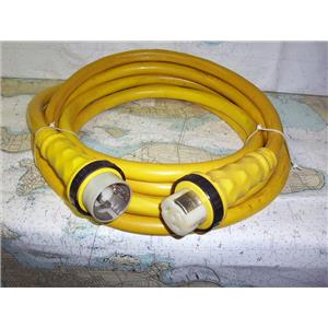 Boaters' Resale Shop of TX 1909 1024.15 CABLEMASTER 25FT  50A 125/250V CORDSET