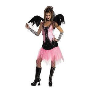 Deluxe Graveyard Fairy Adult Gothic Costume Teen 7-9