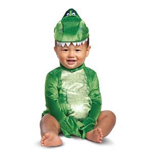 Toy Story Rex Green Dinosaur Disney Costume Child Newborn 6-12 Months