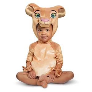 Disney Lion King Nala Baby Costume Newborn 6-12 Months