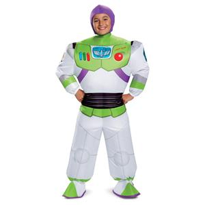 Disney Buzz Lightyear Toy Story Inflatable Child Costume One Size