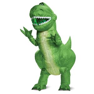 Disney Rex Toy Story Inflatable Child TRex Costume One Size