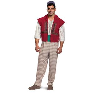 Disney Aladdin Street Rat Deluxe Adult Costume X-Large 42-46