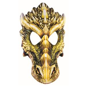 Sublimation Mythical Dragon Dinosaur Mask