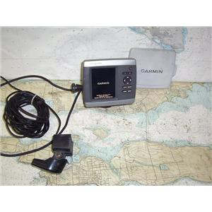 Boaters' Resale Shop of TX 1909 2121.01 GARMIN GPSMAP431s GPS & SONAR DISPLAY