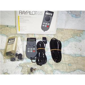 Boaters' Resale Shop of TX 1909 1242.17 RAYMARINE RAYPIOLT 65 WIRED REMOTE KIT