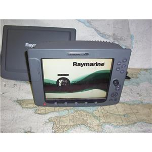 Boaters' Resale Shop of TX 1909 2145.01 RAYMARINE CLASSIC E120 MULTI NAV DISPLAY