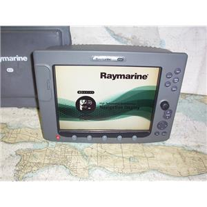 Boaters' Resale Shop of TX 1909 2145.02 RAYMARINE CLASSIC E120 MULTI NAV DISPLAY