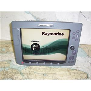 Boaters' Resale Shop of TX 1909 2145.04 RAYMARINE CLASSIC E120 MULTI NAV DISPLAY