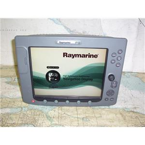 Boaters' Resale Shop of TX 1909 2145.05 RAYMARINE CLASSIC E120 MULTI NAV DISPLAY