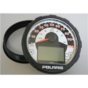 Polaris 3280516 RZR S 800 ATV Speedometer Cluster gauge 110mm w Fuel 100kMH OEM