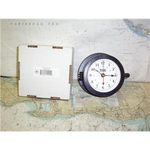 Boaters' Resale Shop of TX 1909 2144.04 WEEMS & PLATH 150500 SHIPS QUARTZ CLOCK