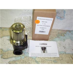 Boaters' Resale Shop of TX 1909 2251.54 FORESPAR 906166 T-150 RAW WATER STRAINER