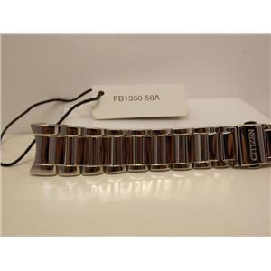 Citizen Watchband.Ladies  Bracelet For Model FB1350-58A. Silver Tone Steel.
