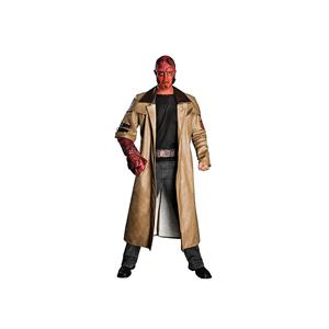 Deluxe Hellboy Jacket Adult Costume