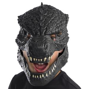 Gozilla King Of The Monsters Movable Jaw Child Mask