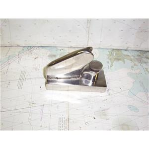 "Boaters' Resale Shop of TX 1908 0755.04 STAYSAIL STAY LEAD FOR 1.5"" TRACK"