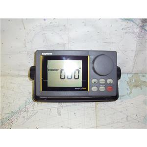 Boaters' Resale Shop of TX 1909 1242.15 RAYTHEON RAYPILOT 650 CONTROL DISPLAY