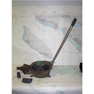 Boaters' Resale Shop of TX 1908 1755.01 TAI YANG BRONZE MANAUL PUMP W/ HANDLE