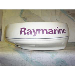 "Boaters' Resale Shop of TX 1910 2171.07 RAYMARINE M92652 RADAR 4 KW 24"" DOME"