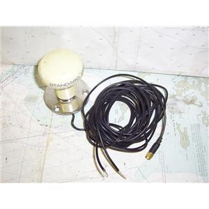Boaters' Resale Shop of TX 1905 1251.04 STANDARD HORIZON GPS ANTENNA W CUT CABLE