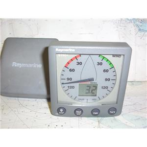 Boaters' Resale Shop of TX 1910 4122.04 RAYMARINE ST60+ WIND DISPLAY A22005-P