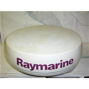"Boaters' Resale Shop of TX 1910 2755.01 RAYMARINE M92652 RADAR 4 KW 24"" DOME"