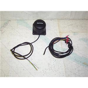 Boaters' Resale Shop of TX 1910 2427.04 RAYMARINE HEADING SENSOR WITH CUT CABLE