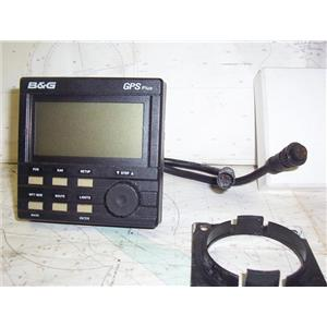 Boaters' Resale Shop of TX 1911 0427.07 B&G NETWORK GPS PLUS DISPLAY 615-00-02